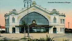 Imágenes de Chile del 1900: Santiago Old Pictures, Big Ben, Barcelona Cathedral, Taj Mahal, Train, 1920s, Memories, World, Santiago