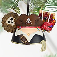 Pirates of the Caribbean Ear Hat Ornament