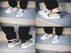 Vans / slip-on sneakers / Vince / Cindy in the City / a fashion blog for the mature woman.