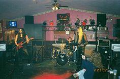CAROLINE BLUE NEWS Pics-5/7/2002 *Wayne W. Johnson, Dave Victory, Roy Coston (AKA Roy St. James)*