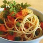 Spaghetti with fresh tomato sauce @ allrecipes.co.uk