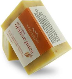 One of our favourites :) Soap Company, Skin Food, Orange Juice, Bar Soap, Rocky Mountains, Body Care, Beverages, Fragrance, Toe