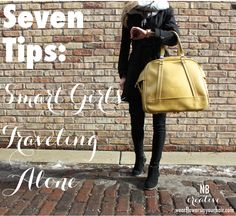 Seven Tips for Girls Traveling Alone-Flowers in my Hair