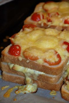 Sandwich Cake, Sandwiches, Fika, French Toast, Food And Drink, Breakfast, Former, Recipes, Animals