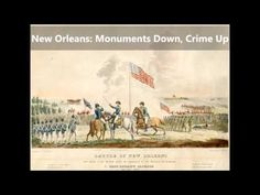 New Orleans: Monuments Down, Crime Up