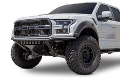 Off-Road 2018 Ford Raptor Custom Bumpers