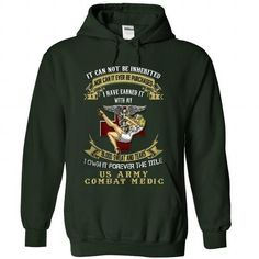 US Army CombatMedic - #gift for girls #easy gift. MORE INFO => https://www.sunfrog.com/Jobs/US-Army-CombatMedic-6306-Forest-Hoodie.html?68278