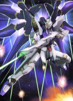 a collection of gundam artwork from around the web Gundam Wallpapers, Gundam Mobile Suit, Frame Arms Girl, Gundam Seed, Gundam Art, Mecha Anime, Gundam Model, Manga Characters, Dark Fantasy Art