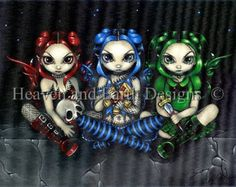 Jasmine Becket-Griffith's Wicked, Tricksy & False