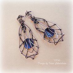 Copper Earrings - Arabica | Irina | Flickr
