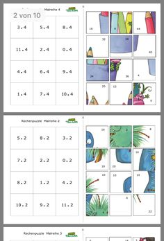 Argent Tutorial and Ideas English Activities For Kids, Fun Math Activities, Library Activities, Educational Activities For Kids, Math For Kids, Maths Puzzles, Math Worksheets, Math Skills, Math Lessons