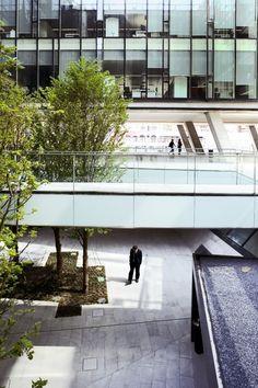 Mac 9 – Zurich Insurance Company Italian HQ / Scandurra Studio Architettura