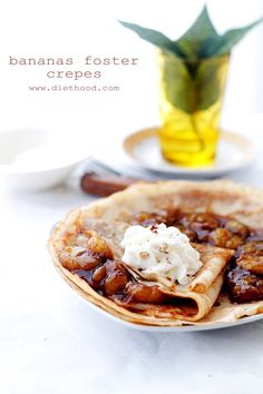 ... Crepes on Pinterest | Blueberry Sauce, Crepes and Blueberry Rhubarb