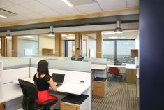 Piper Jaffray Office by Fusion Design Consultants - Office Snapshots