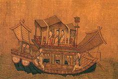 晋-顾恺之-洛神赋10 | Painted by the Jin Dynasty artist Gu Kaizhi 顾恺… | China Online Museum - Chinese Art Galleries | Flickr