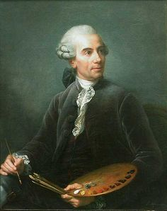Élisabeth Louise Vigée Le Brun - Portrait of Joseph Vernet, 1778 (French, 1755–1842).