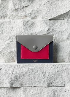 Celine Pocket Card Holder - mebbe in diff colors tho