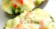 焼くと美味し~いアボカド。最強コンビのトマトと一緒にチーズもとろ~り。美味しすぎて止まりませんっ♪