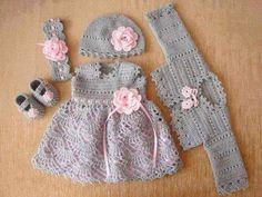 Two Girls parts very beautiful! crochetwebsitesfree. | Crochet Free