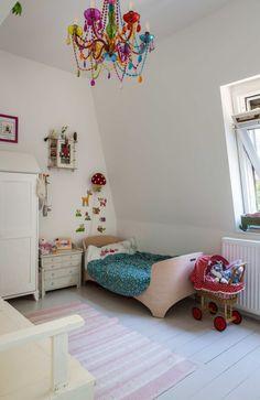 Meisjeskamer | girls room | vtwonen 07-2017 | Fotografie Henny van Belkom