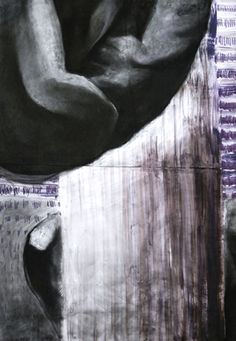 Falling by Zuzanna Sitarska  #art #artist #painting #drawing #gallery