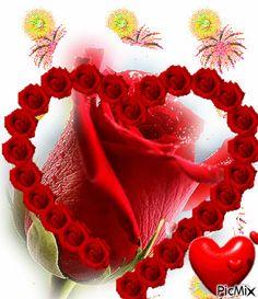 +++ 160729 +++ love; rose; heart 7df2ae0bcecea3c972287d59c698b9f3.gif (431×500)