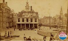 Beursplein Vlissingen (jaartal: Voor 1900) - Foto's SERC