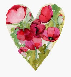 A beautiful watercolor heart art polish stickers art designs nails designs art nails nails nails shop nails salon gel fil Watercolor Heart, Watercolor Cards, Watercolor Flowers, Watercolor Paintings, Watercolor Fruit, Watercolours, Valentines Flowers, Be My Valentine, Art Floral