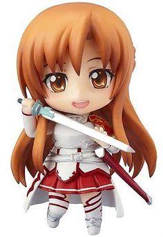 New Asuna Nendoroid figure Sword Art Online SAO  Japan Import #ebay