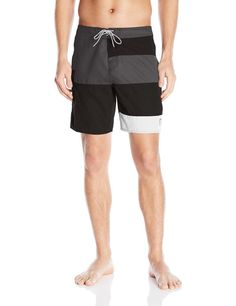 "O/'Neill Boys Santa Cruz Solid 18/"" Boardshorts Swimwear Sz 26"