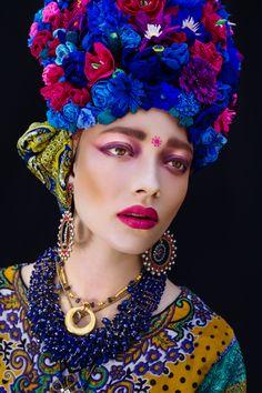 phoo- Ula Kóskamodel- Joanna Orzechowskamake-up/concept/styl- Beata Bojda