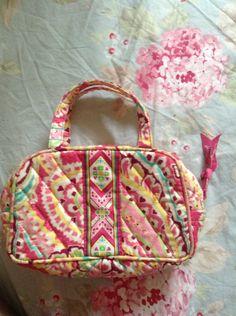 79e6ae4d97c6 Vera Bradley Katie bag little Capri Melon bag purse