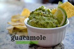Guacamole on Pinterest | Guacamole Dip, Avocado Guacamole and Dips