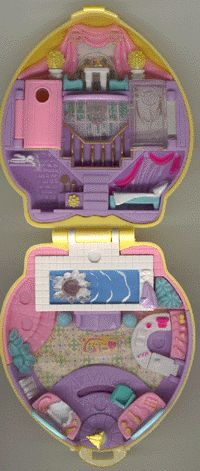 Oh Polly pocket!!