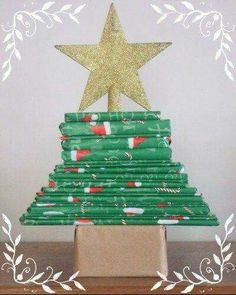 Book advent calendar! Kids choose a new story to unwrap and share each day!