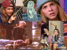 The Secret World of Alex Mack- i haven't thought about this show in years..