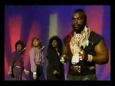 Mr. T Says Treat Your Mother Right!