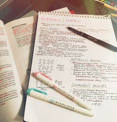 """cavelle: """"april 4, 9:19 pm   working on notes for chemistry again. i can't believe how much work i have to do—officially renaming april hell month. """""""