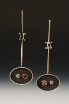 Earrings |  Baharal Gnida.