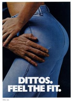 Loved our Ditto Jeans!