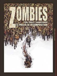 zombies tome 3 - précis de décomposition