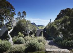 Flinders House by Sally Draper Architects