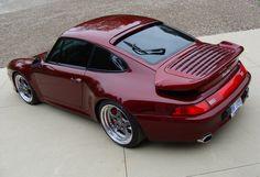 Stunning Porsche Turbo