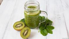 Zielony koktajl oszyszczający