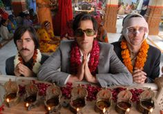 wes anderson screenshots | PICTURES OF LOSS: THE DARJEELING LIMITED, directed by Wes Anderson