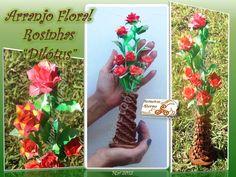 Origami, Floral Rosa, Flower Arrangements, Flowers, Art, Art Background, Floral Arrangements, Kunst, Origami Paper