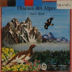 J.C.Roché: oiseaux des alpes -