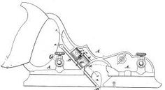 U.S. Patent: 269,968. Bench-Plane. Siegley Combination Plane. Applied: May 22, 1882. Granted: Jan. 02, 1883.