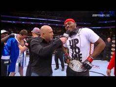 Jon Jones breaks his toe at UFC 159 | http://pintubest.com
