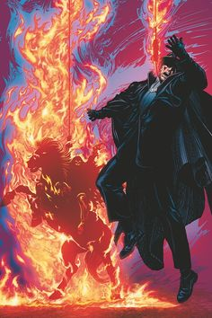 Brent Anderson | THE PHANTOM STRANGER #3
